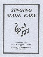 Volume 1: 1st/2nd Class Student's Songbook