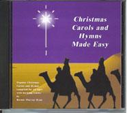 Christmas Carols & Hymns Made Easy CD