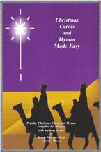Christmas Carols & Hymns Made Easy: Teacher's Manual
