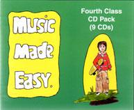 4th Class CD Pack