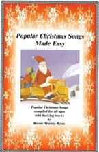 Popular Christmas Songs Made Easy: Student's Songbook