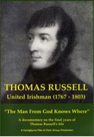 Thomas Russell - United Irishman 1767-1803 DVD